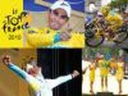 Play Puzzle Alberto Contador winner of the Tour de France 2010 Game