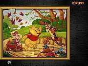Play Puzzle Mania Winnie the Pooh 2 Game