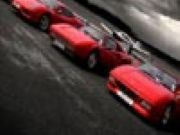 Play Red Cars Jigsaw Game
