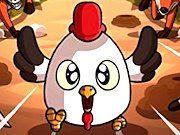 Play Ronnie the Rooster Game