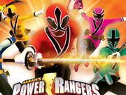 Play Sabans Power Rangers Samurai Game