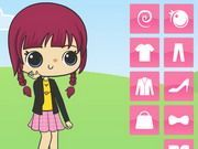 Play Sanrio Dress Up Game