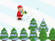 Play Santa Defender Game