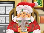Play Santa Doctor Game