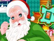 Play Santa Makeover Game