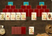 Play Scarab Solitaire Game