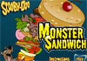 Play Scooby Doo Monster Sandwich Game