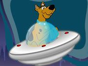 Play Scooby Doo Space Ship Game