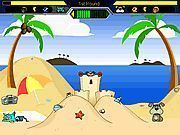 Play Seashell Beach Fight Game