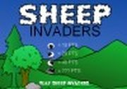 Play Sheep Invaders Game