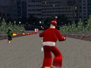 Play Skateboarding Santa Game