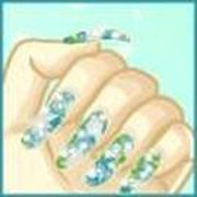 Play Sky Nail Designer Game