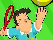 Play Smash Party Tennis Game