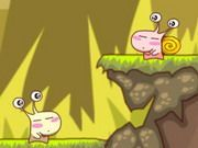 Play Snail Superman Game