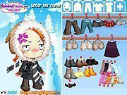 Play Snow Baby Girl Game