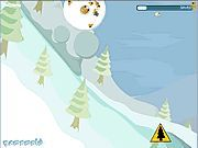 Play Snow Lemmings Game