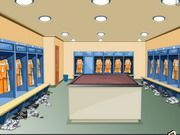 Play Soccer Room Escape Game