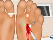 Play Sole Surgery Game