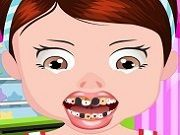 Play Sophie Dental Problems Game