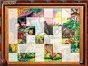 Play Sort My Tiles Jungle Book Game