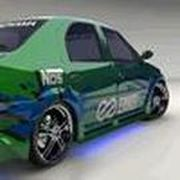 Play Special tuning Nos Game