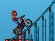 Play Spiderman Combo Biker Game