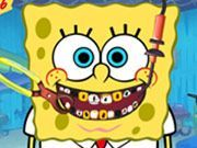 Play SpongeBob at the dentist Game