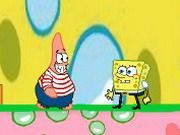 Play Spongebob In The Bubble World Game