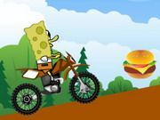 Play Spongebob Motorbiker Game