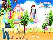Play Spring Collection Game