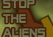 Play Stop the Aliens Game