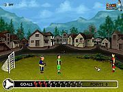 Play Street Soccer Champ Game