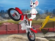 Play Stunt Moto Mouse 2 Game