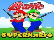Play Super Mario Battle Game