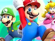Play Super Mario Bros Star Game