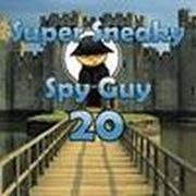 Play Super Sneaky Spy Guy 20 Game