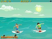 Play Surf Up Soccer Game