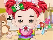 Play Sweet Baby Dressup Game
