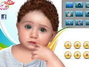 Play Sweet Baby Makeover Game