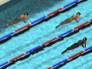 Play Swimming Race Game