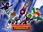 Play Teen Titans One against One Game