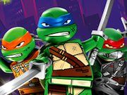 Play Teenage Mutant Ninja Turtles Lego Game