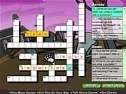 Play The Creepy Crossword Game