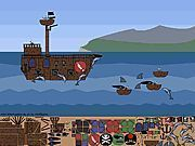 Play The Pirate Ship Creator Game