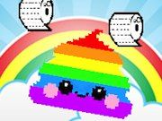 Play The Rainbow Poop Game