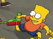Play The Simpsons Shooting Game Game
