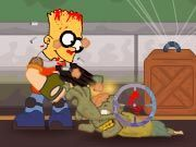 Play The Simpsons Town Defense Game