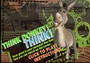 Play Think Donkey Think mini Game Game