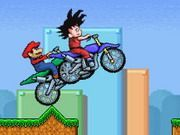 Play Toon Enduro Challenge Game