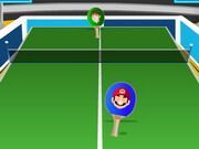 Play Toon Table Tennis Game